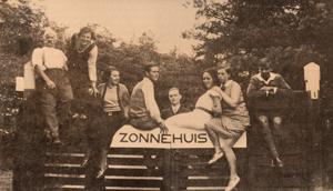 1931: Bosch en Duin